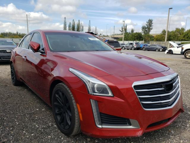 2015 Cadillac CTS Luxury for sale in Miami, FL