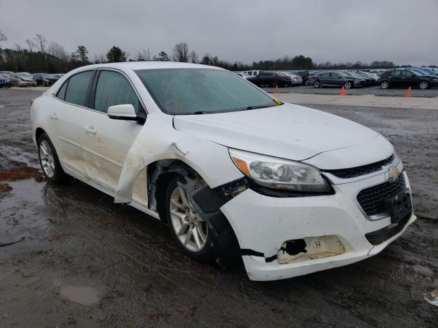Flood-damaged cars for sale at auction: 2015 Chevrolet Malibu 1LT