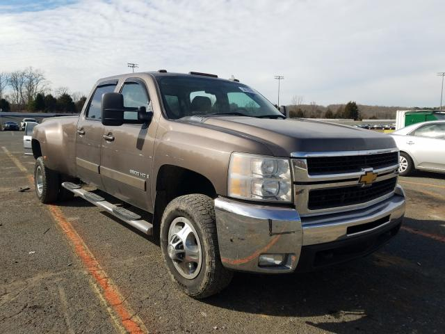 Salvage cars for sale from Copart Concord, NC: 2008 Chevrolet Silverado