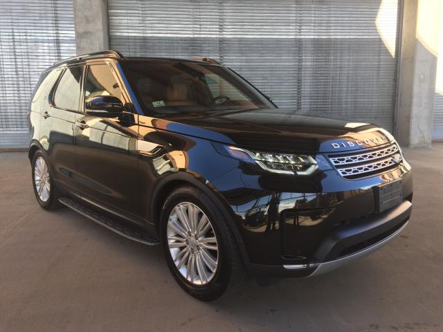 Land Rover Discovery salvage cars for sale: 2018 Land Rover Discovery