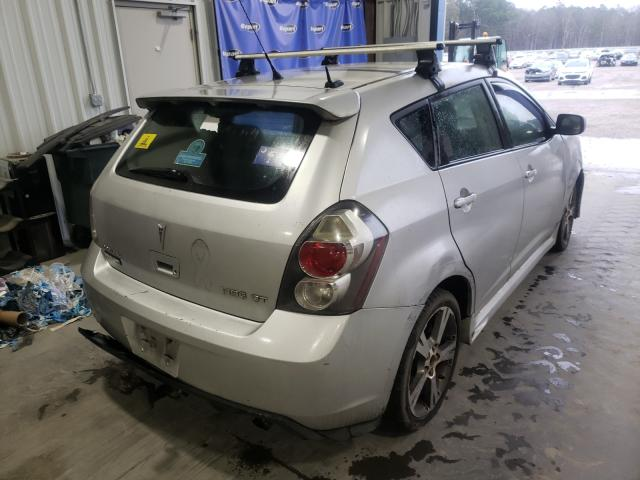 2009 PONTIAC VIBE GT - Right Rear View