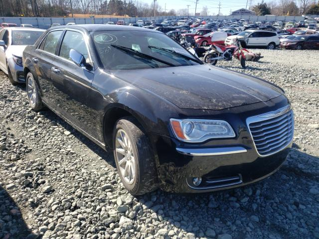 Salvage cars for sale from Copart Mebane, NC: 2014 Chrysler 300C