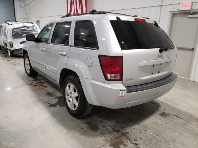 2010 JEEP GRAND CHER - Right Front View