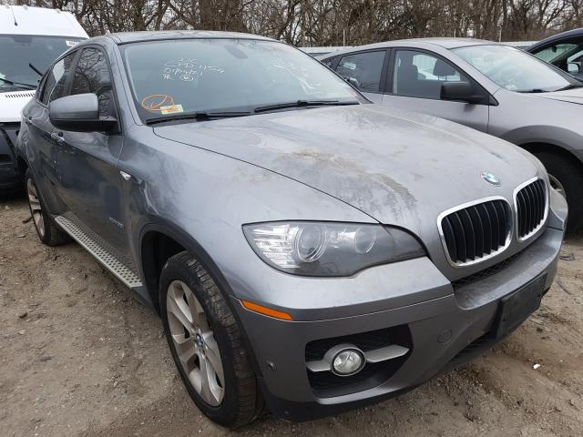 Salvage cars for sale from Copart Glassboro, NJ: 2012 BMW X6 XDRIVE3