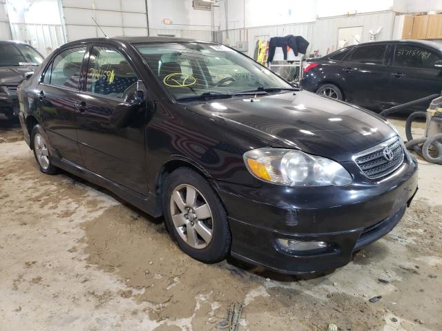 Salvage cars for sale from Copart Columbia, MO: 2006 Toyota Corolla