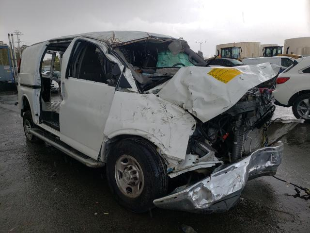 Salvage cars for sale from Copart Martinez, CA: 2019 Chevrolet Express G2