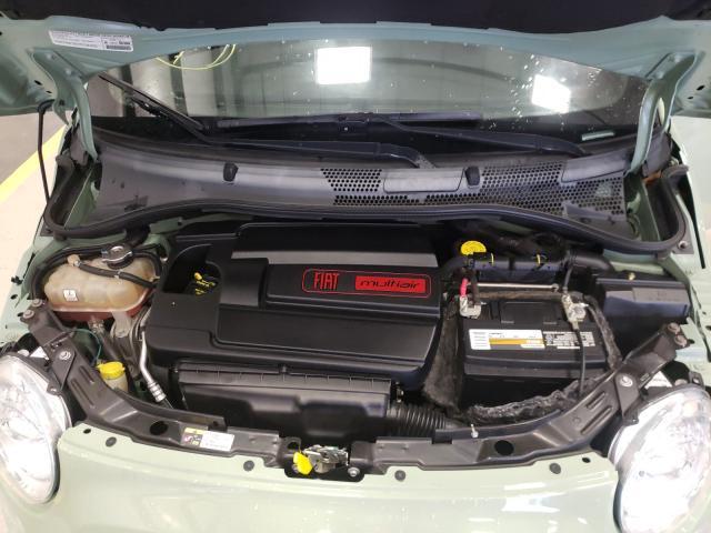 2013 Fiat 500 | Vin: 3C3CFFBR4DT596057