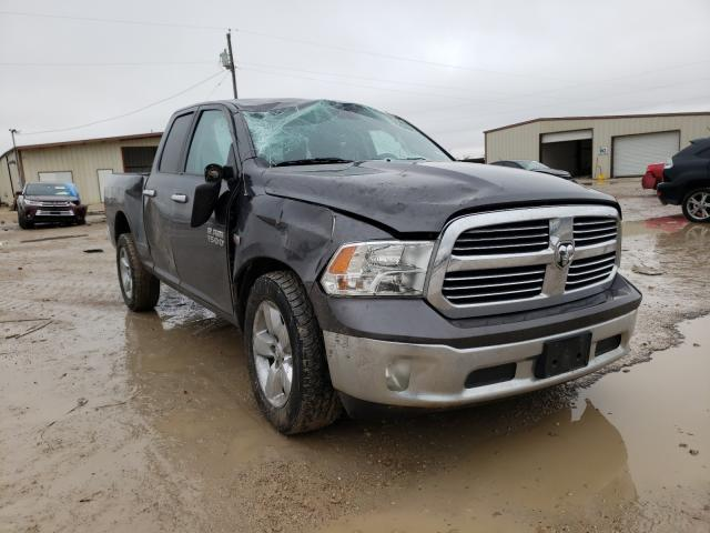 Salvage cars for sale from Copart Temple, TX: 2016 Dodge RAM 1500 SLT