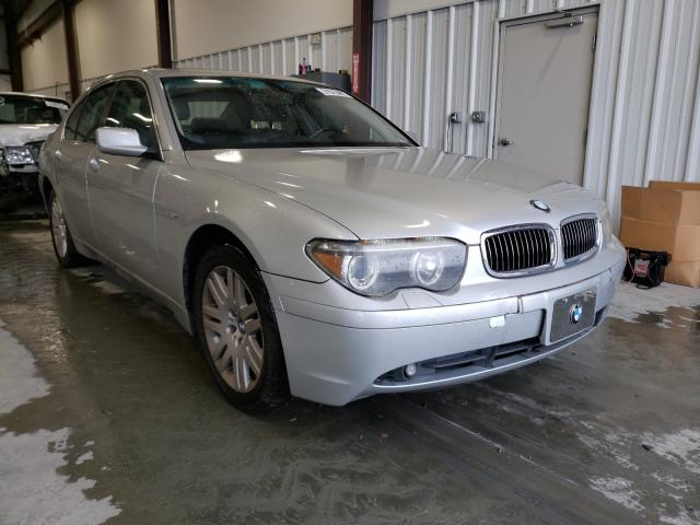 2002 BMW 745 I - Left Front View