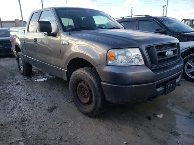 Salvage 2006 FORD F150 - Small image. Lot 31407661