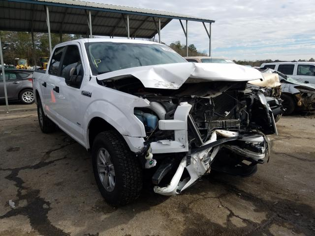 Salvage cars for sale from Copart Austell, GA: 2016 Ford F150 Super