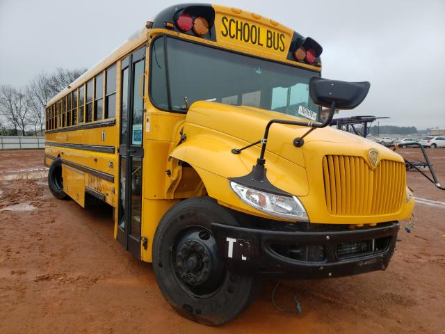2019 Ic Corporation School Bus en venta en Longview, TX