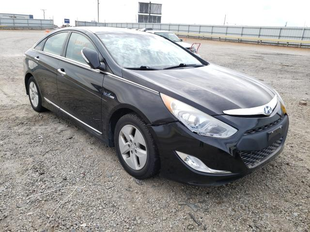 Salvage cars for sale from Copart Chatham, VA: 2012 Hyundai Sonata Hybrid