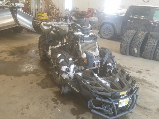 Can-Am salvage cars for sale: 2012 Can-Am Outlander