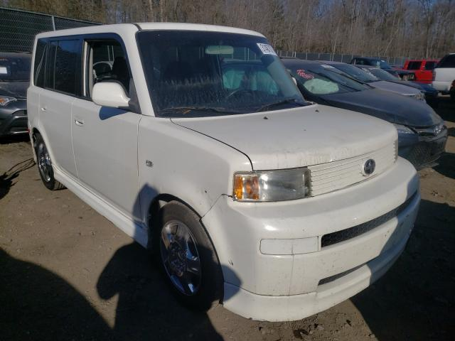 Salvage cars for sale from Copart Waldorf, MD: 2005 Scion XB
