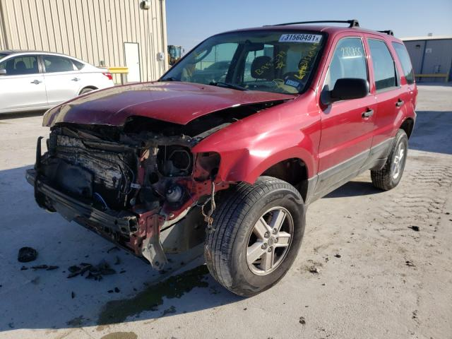 Salvage cars for sale from Copart Haslet, TX: 2006 Ford Escape XLS