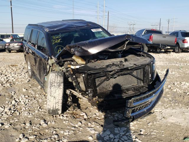 Salvage cars for sale from Copart Haslet, TX: 2015 Chevrolet Tahoe K150