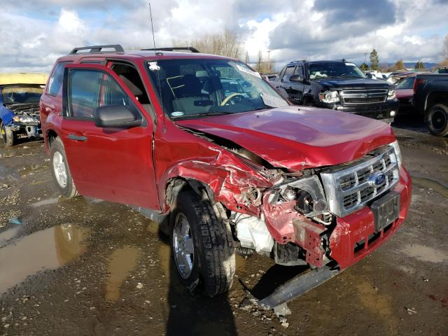 Salvage cars for sale from Copart Eugene, OR: 2012 Ford Escape XLT