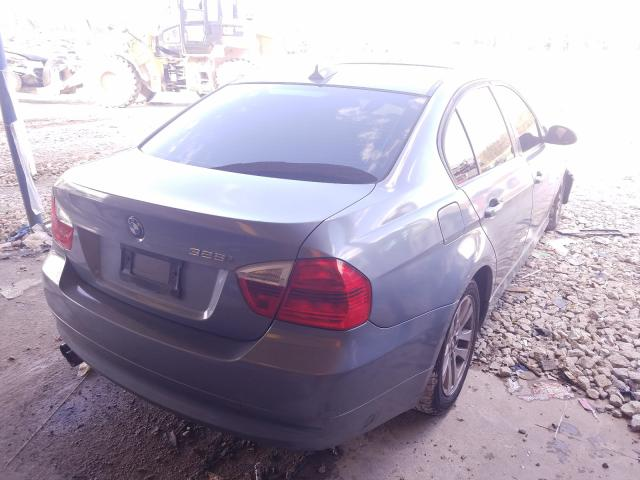 2007 BMW 328 I - Right Rear View