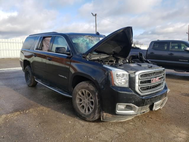 Salvage cars for sale from Copart Lexington, KY: 2019 GMC Yukon XL K