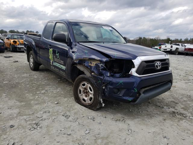 Salvage cars for sale from Copart Byron, GA: 2013 Toyota Tacoma ACC