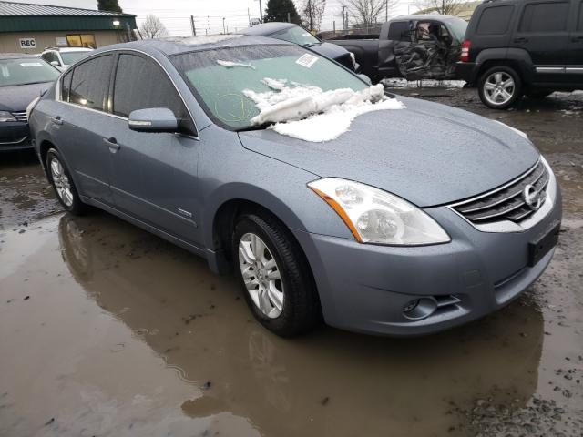 Nissan salvage cars for sale: 2011 Nissan Altima Hybrid