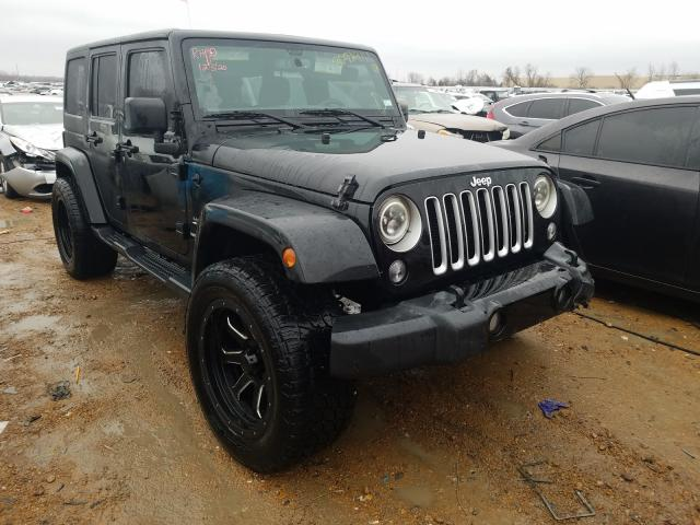 2016 JEEP WRANGLER U - Other View Lot 30924111.