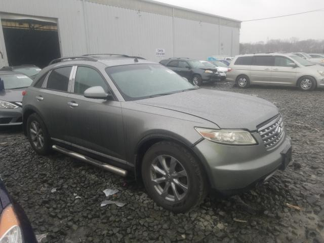 Infiniti FX35 salvage cars for sale: 2008 Infiniti FX35