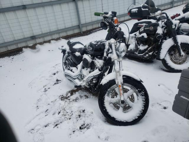 Salvage cars for sale from Copart Brighton, CO: 2015 Harley-Davidson XL1200 C