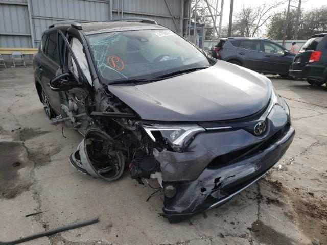 Salvage cars for sale from Copart Corpus Christi, TX: 2018 Toyota Rav4 Adven