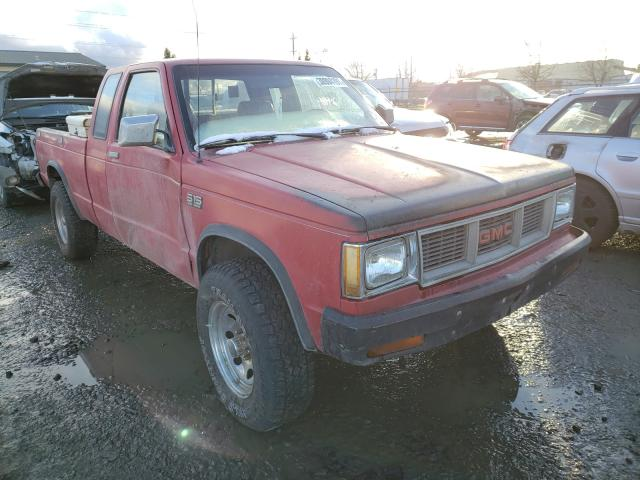 GMC S Truck S1 salvage cars for sale: 1987 GMC S Truck S1