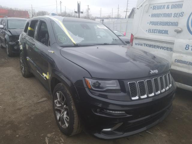 2014 Jeep Grand Cherokee en venta en Hammond, IN