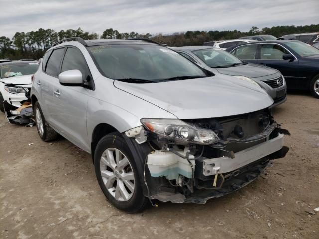 2011 NISSAN MURANO S - Left Front View Lot 31490101.