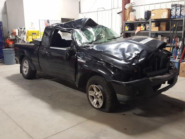 Salvage cars for sale from Copart Billings, MT: 2006 Ford Ranger SUP