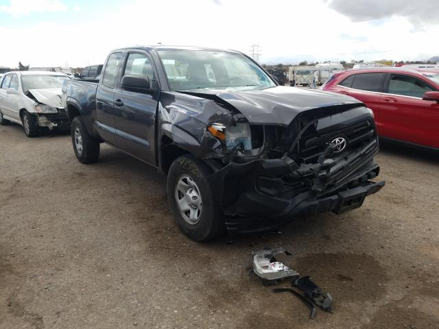 Salvage cars for sale from Copart Tucson, AZ: 2017 Toyota Tacoma ACC