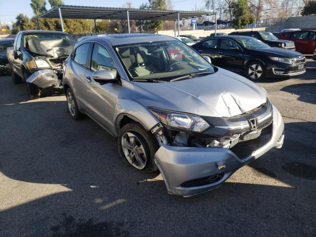 Salvage cars for sale from Copart Colton, CA: 2017 Honda HR-V EX