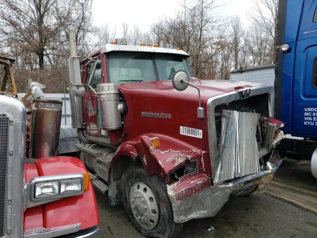Salvage cars for sale from Copart Alorton, IL: 2013 Western Star Convention