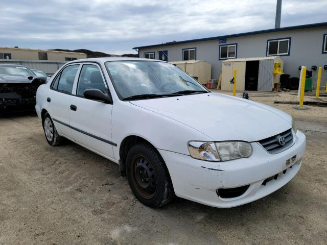 Salvage cars for sale from Copart Kapolei, HI: 2001 Toyota Corolla CE