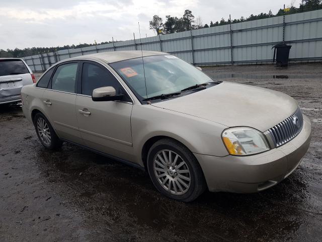 Mercury salvage cars for sale: 2006 Mercury Montego PR