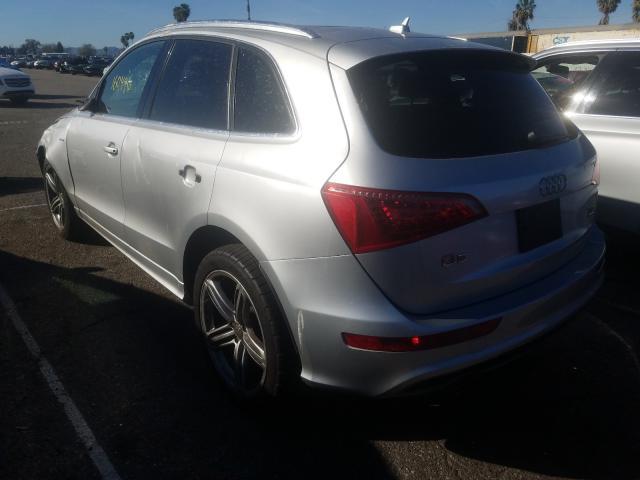 2011 Audi Q5 | Vin: WA1DKAFP6BA020315