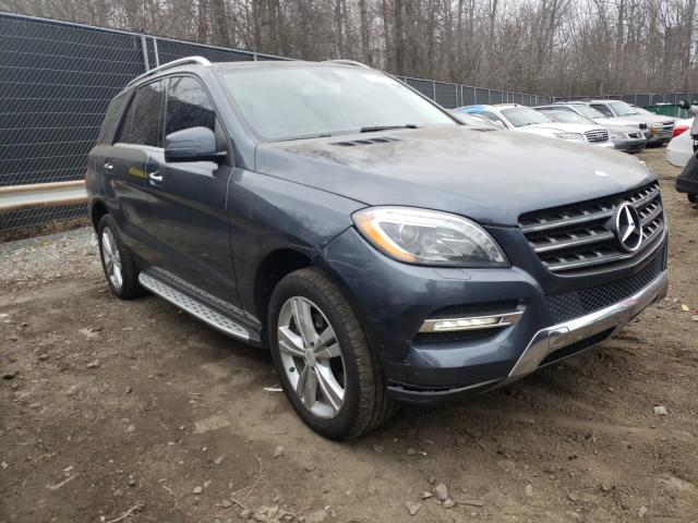 2013 MERCEDES-BENZ ML 350 4MA 4JGDA5HB6DA235130