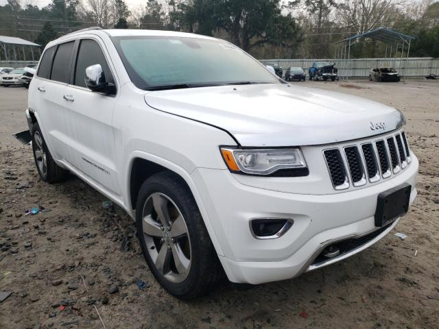 Salvage cars for sale from Copart Savannah, GA: 2015 Jeep Grand Cherokee