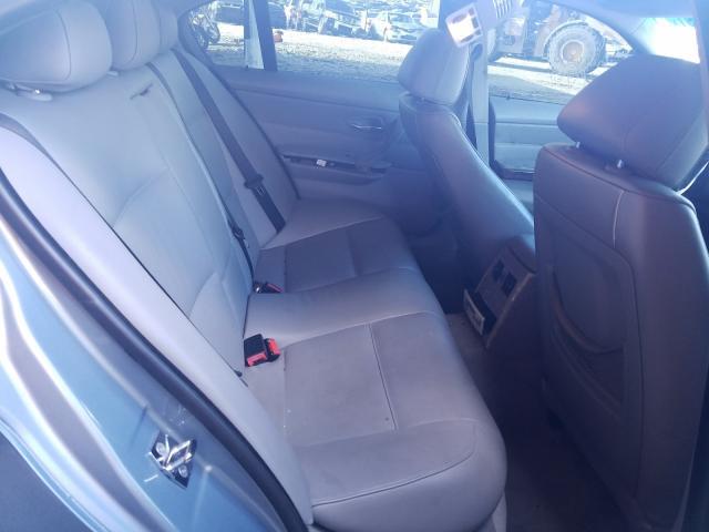 2007 BMW 328 I - Interior View