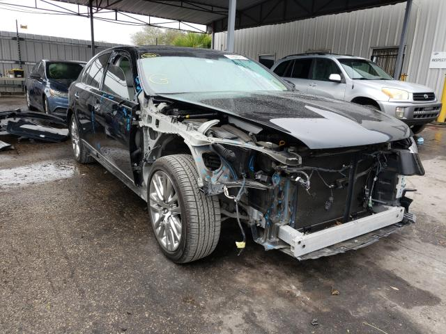 Salvage cars for sale from Copart Orlando, FL: 2014 Lexus LS 460