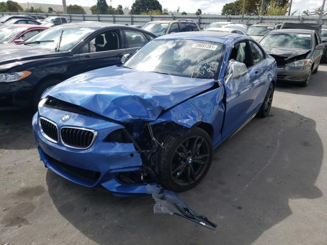 BMW M2 2016 1