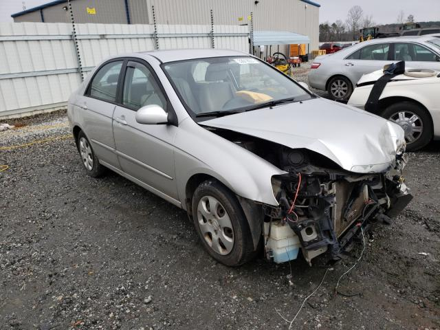 KIA Spectra salvage cars for sale: 2009 KIA Spectra