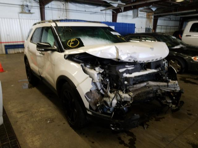 Ford salvage cars for sale: 2014 Ford Explorer S