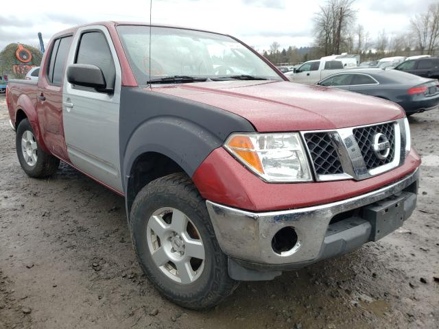 2006 NISSAN FRONTIER C - Other View Lot 31413391.