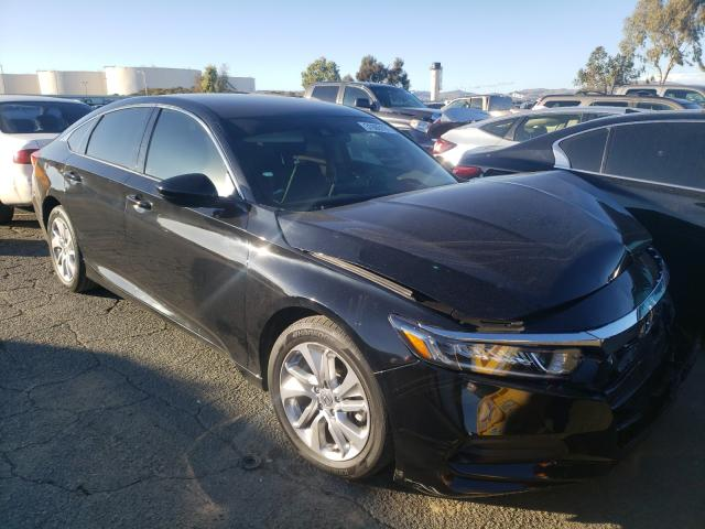 Salvage cars for sale from Copart Martinez, CA: 2019 Honda Accord LX