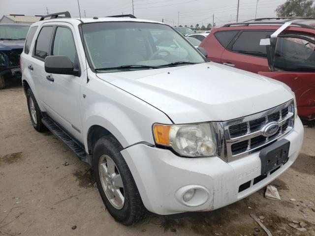 Salvage cars for sale from Copart Riverview, FL: 2008 Ford Escape XLT